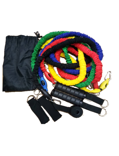 5 in 1 Exercise Tube Set