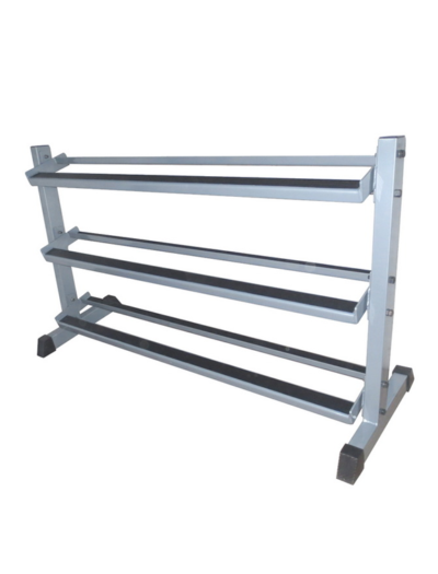 VIKING 5 Foot 3 Tier Dumbbell Rack