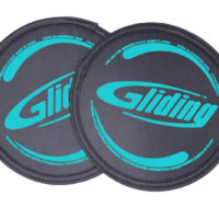 Gliding Disc Set for Hardwood