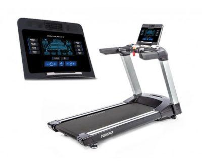 """Bodycraft T800 Treadmill 9"""" Blu View Hi Def LCD Display"""