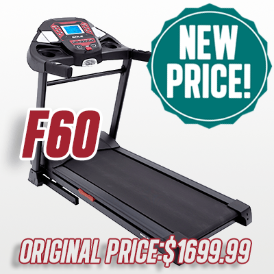 SOLE Fitness F60 Treadmill