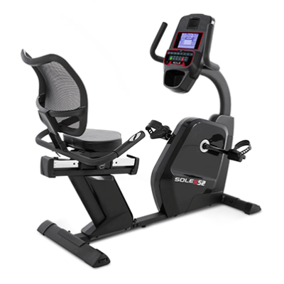 SOLE Fitness R52 Recumbent Cycle