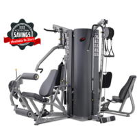 TRUE Paramount MP4.0 Multi Gym with Leg Press