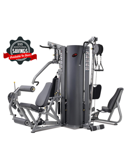TRUE Paramount MP4.0 Multi Gym with Leg Press