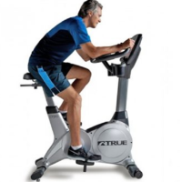 TRUE ES900 Upright Bike Transcend9