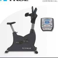 TRUE C200 Upright Bike