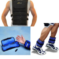 Weighted Vests, Wrist & Ankle Weights