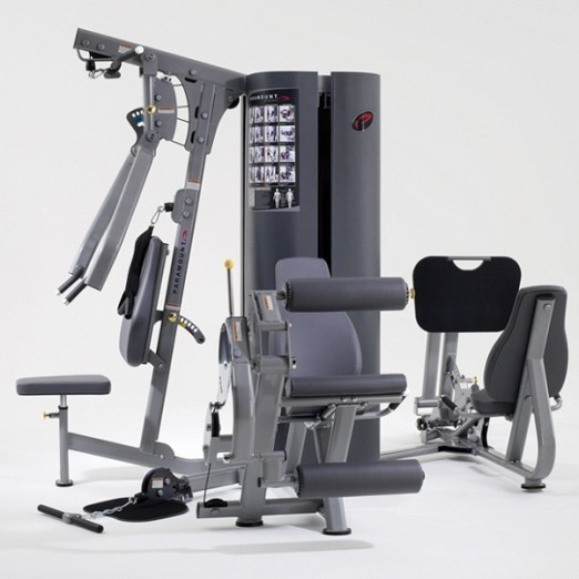 MP3.5 TRUE 3 WEIGHT STACK / 4 STATION GYM