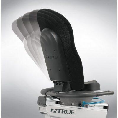 TRUE Fitness ES900 Recumbent Bike Transcend9 Console