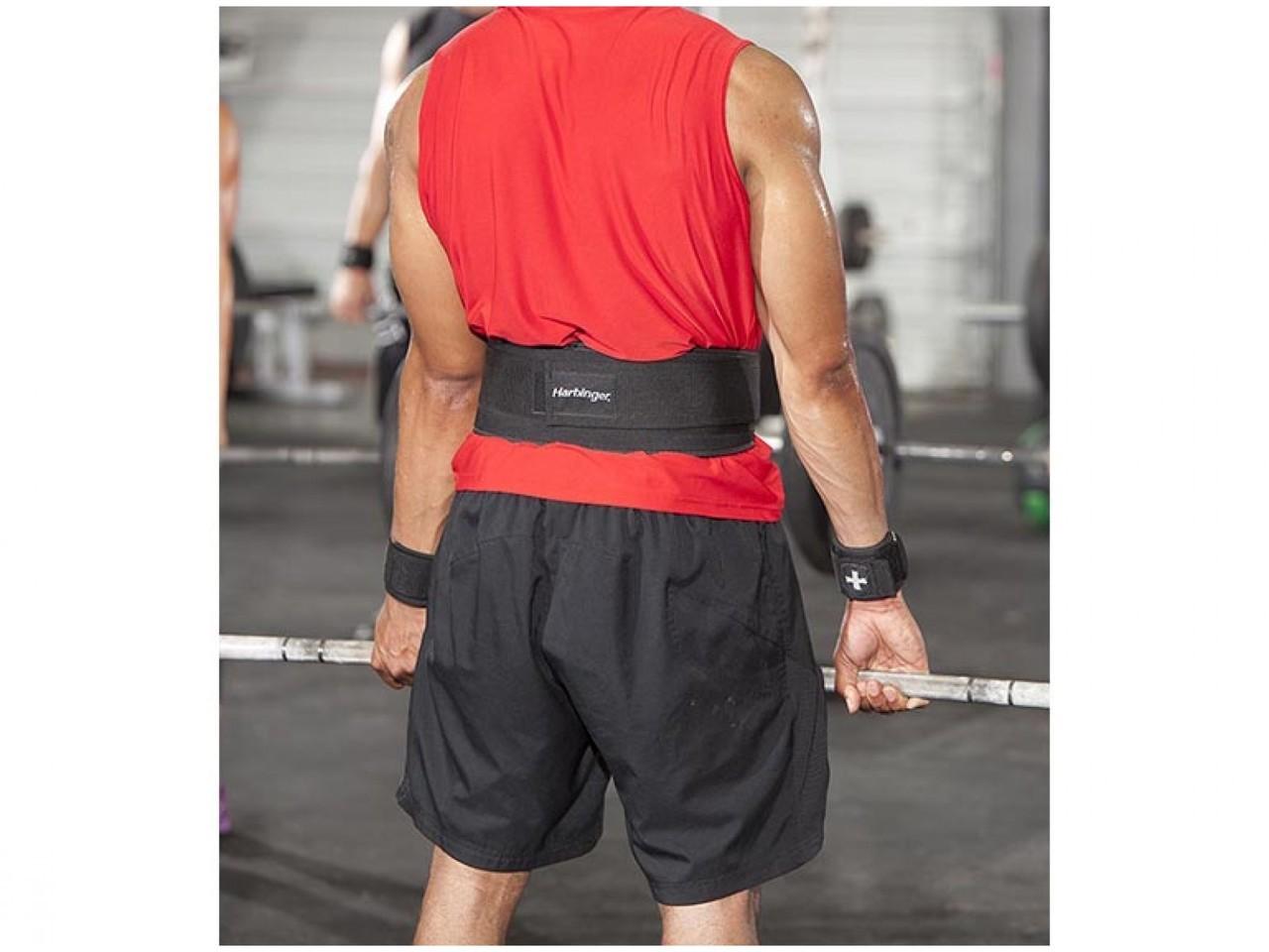 "Harbinger 5"" Foam Core Lifting Belt"