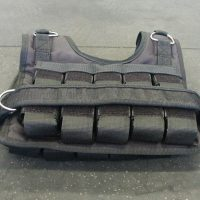 30 KG (66lb) Adjustable Weighted Vest