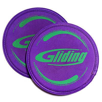 Gliding Disc Set for Hardwood
