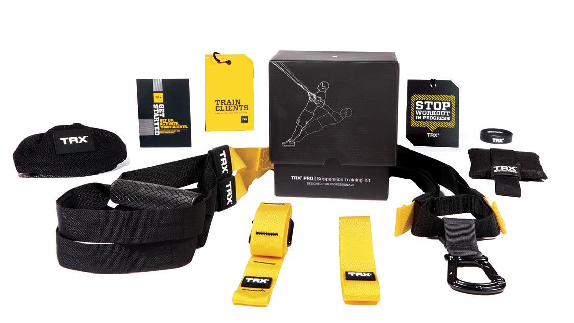TRX & Suspension Trainers