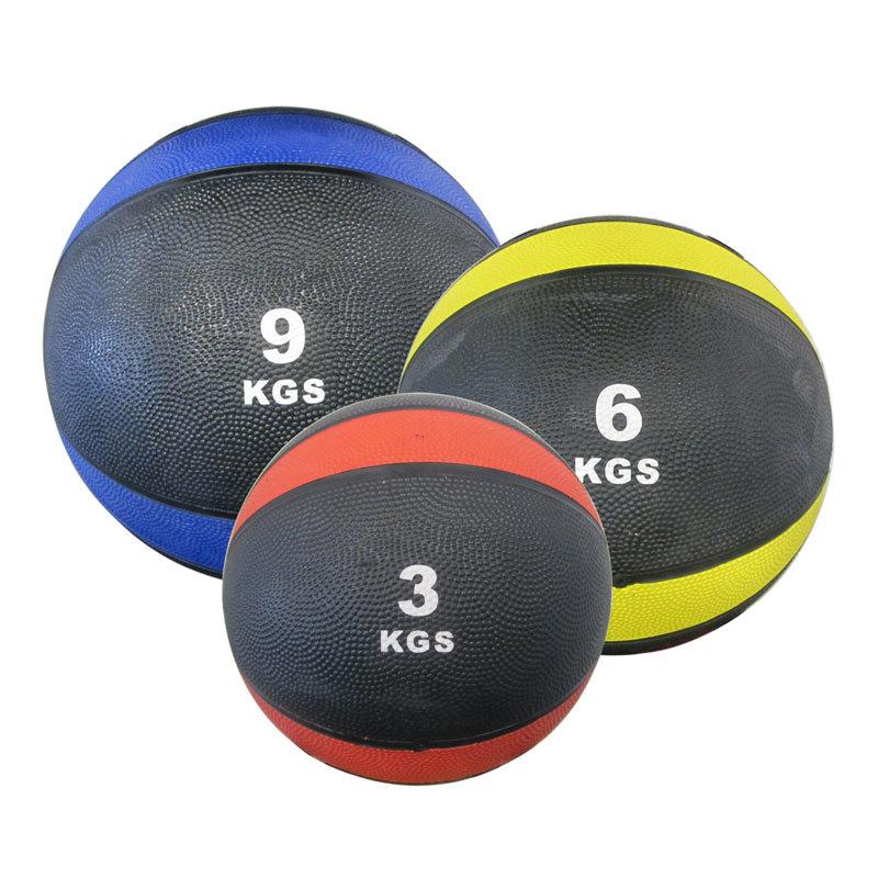 Exercise Balls, Med Balls & Stability