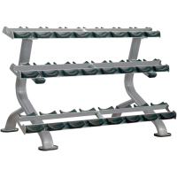 D-Bell Plate and Storage Racks