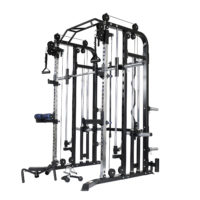 Viking G5 Power Cage Functional Smith Machine