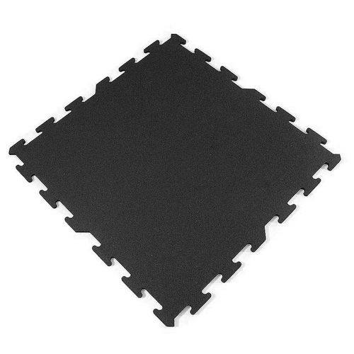 6mm Rubber Flooring Tile 2 X 2 Physique Fitness Stores