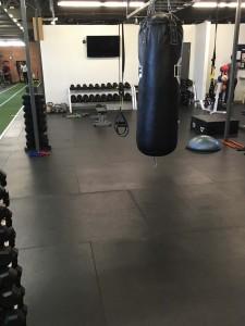 Voyager Athletic Premium Rubber Floor Mat