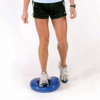 Balance Disc Wobble Cushion