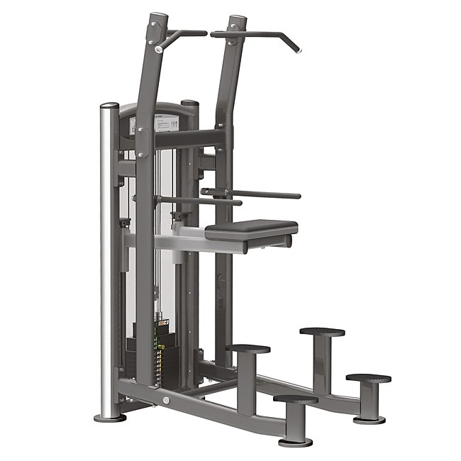 e9ac468fa43 IT9020 Weight Assisted Chin Dip Machine - Physique Fitness Stores