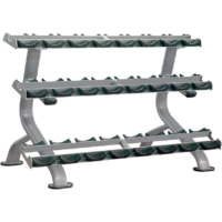 IT7012 Series 3 Tier Dumbbell Rack