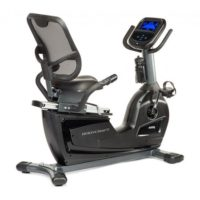 BodyCraft R400g Semi-Recumbent Bike