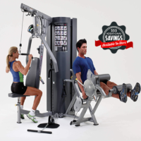 MP2.0 TRUE Paramount 2 WEIGHT STACK / 4 STATION GYM
