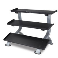 TRUE SF1050 Dumbbell Rack