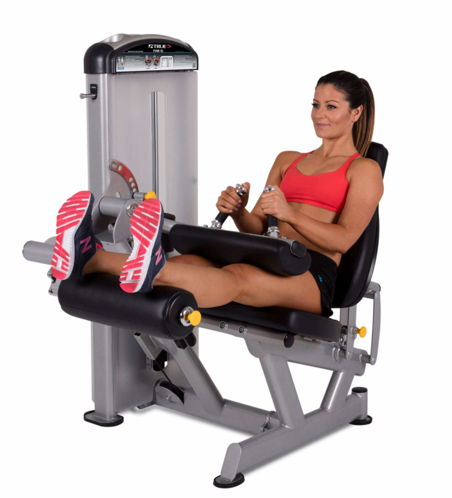 FUSE-0200 Seated Leg Curl - Physique Fitness Stores Since 1962