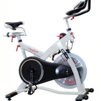 Focus Fitness PRO68 Magnetic Spin Bike w/Console