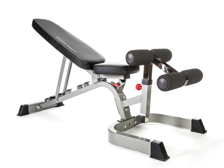 89d7d152cca2 Bodycraft F602 Flat-Incline-Decline Bench - Physique Fitness Stores
