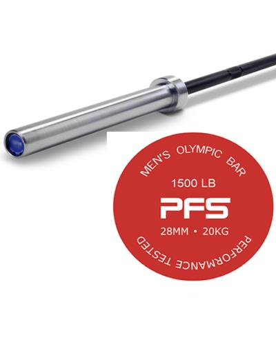 PFS Performance 7' Olympic Bar 1500 LB