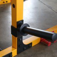 Powertec Power Rack Weight Plate Storage Horn