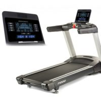 "Bodycraft T1000 9"" LCD Treadmill"
