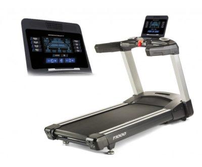 """Bodycraft T1000 9"""" LCD Treadmill"""