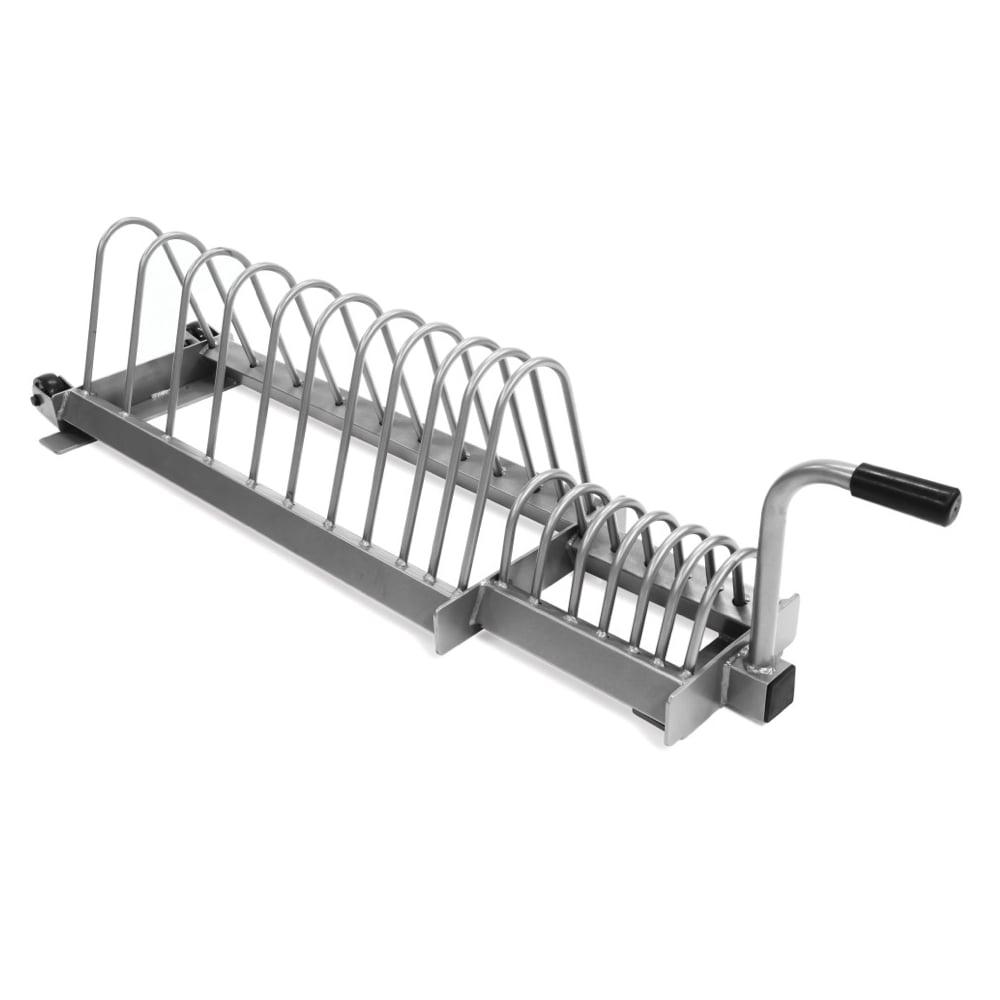 ... Horizontal Bumper Plate Rack. ?. $179.99  sc 1 st  Physique Fitness Stores & Horizontal Bumper Plate Rack - Physique Fitness Stores