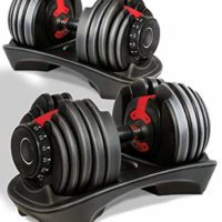 PFS Adjustable Dumbbells 5 to 52.5 LB