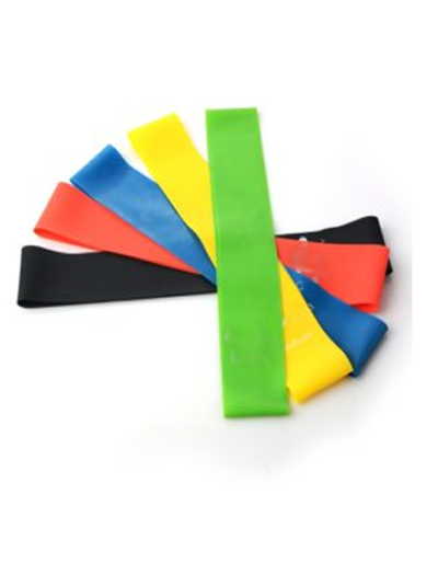 Resistance Exercise Mini Bands SET 1 to 5