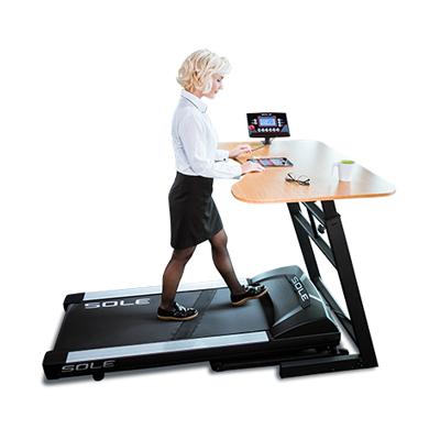 SOLE Fitness Treadmill Desk
