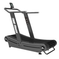 Thor Curved Manual Treadmill