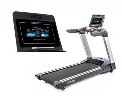 "Bodycraft T800 Treadmill 10"" Color Touchscreen"