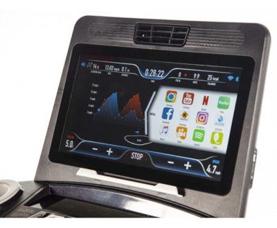 "Bodycraft T800 Treadmill 16"" Color Touchscreen"