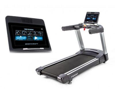 """Bodycraft T1000 16"""" Touchscreen Treadmill"""