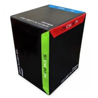 Dlx 3 in 1 Soft Plyo Box 20-24-30